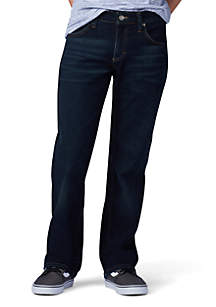 Lee® Boys 8-20 Boy Proof Regular Fit Jeans