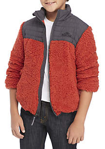 Boys 8-20 Berber Jacket