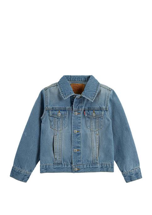 Boys 4-7 Trucker Jacket