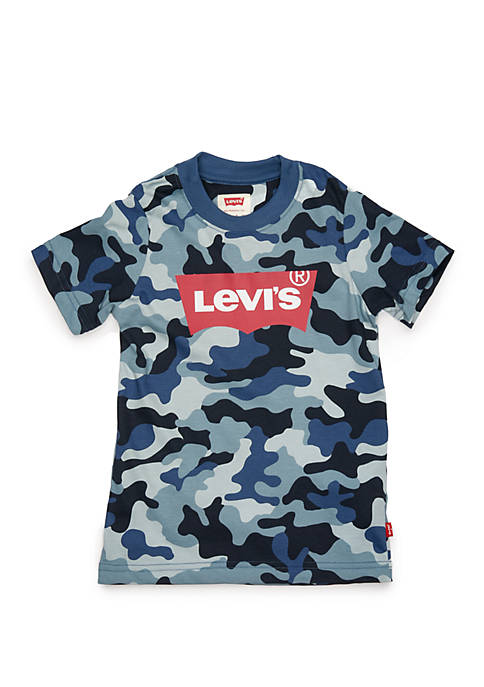 Levi's® Boys 4-7 Camo Batwing Graphic T-Shirt