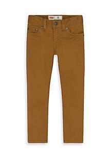 Levi's® Boys 4-7 511 Slim Sueded Pants