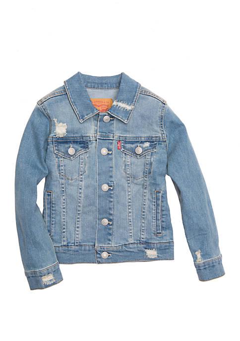 Levi's® Boys 4-7 Denim Jacket