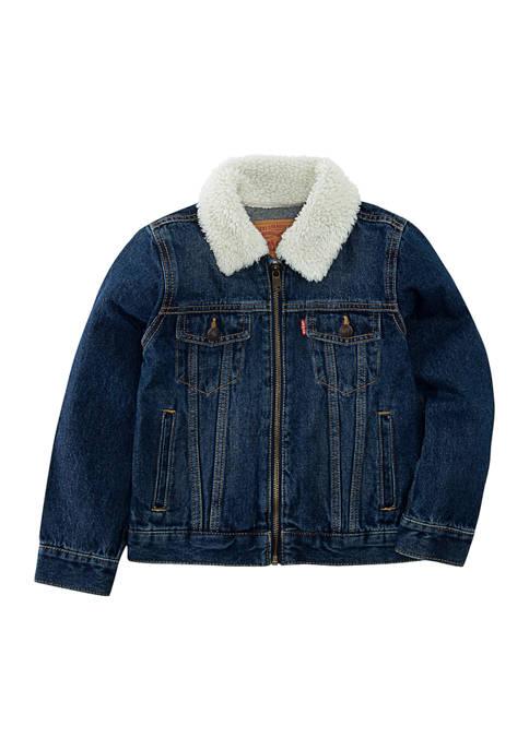 Levi's® Boys 8-20 Denim Trucker Jacket