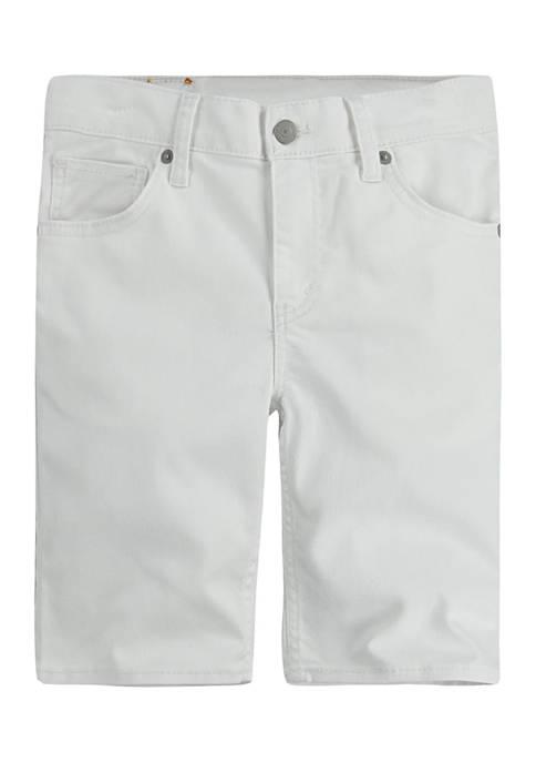 Boys 4-7 5 Pocket Denim Shorts