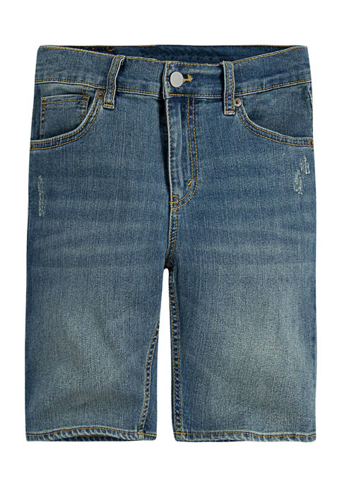 Levi's® Boys 4-7 5 Pocket Denim Shorts
