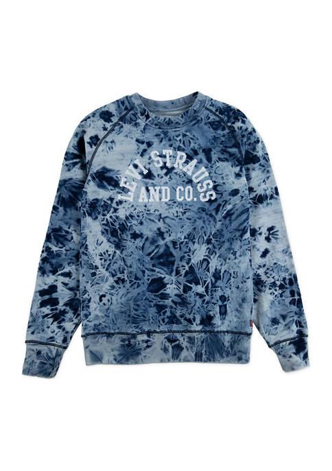 Levi's® Boys 4-7 Indigo Pullover