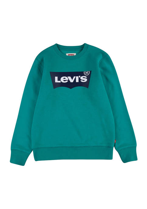 Boys 4-7 Pullover Sweatshirt