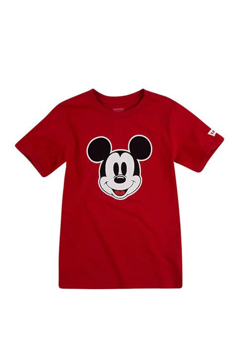 Levi's® Boys 4-7 Mickey Head T-Shirt