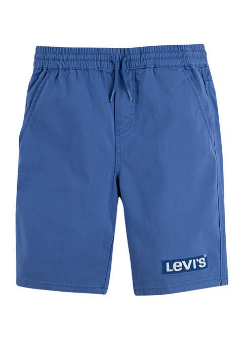 Levi's® Boys 4-7 Soft Brushed Twill Box Tab