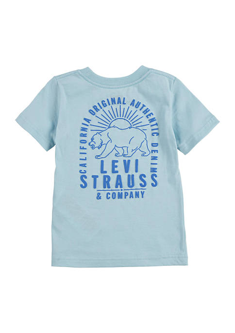 Boys 4-7 California Bear Arch T-Shirt