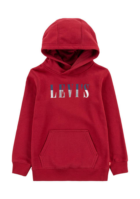 Levi's® Boys 4-7 Multicolored Logo Graphic Hoodie