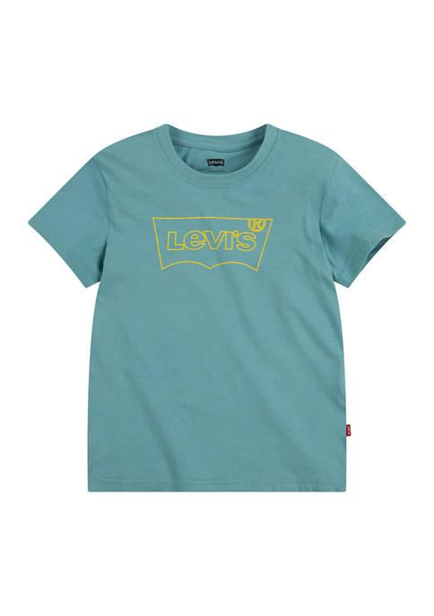 Levi's® Boys 4-7 Short Sleeve Graphic T-Shirt