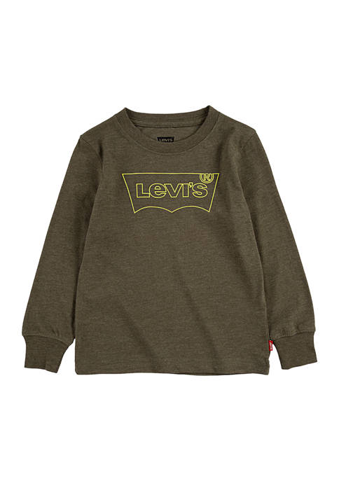 Levi's® Boys 4-7 Batwing Logo Graphic T-Shirt