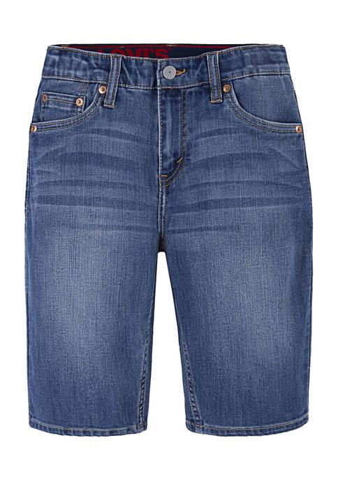Levi's® Boys 4-7 Slim Fit Performance Shorts