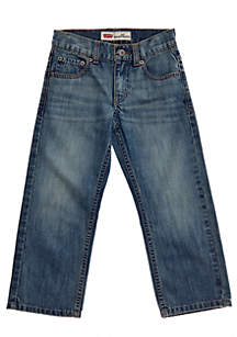 505? Regular Fit Jeans For Boys 4-7
