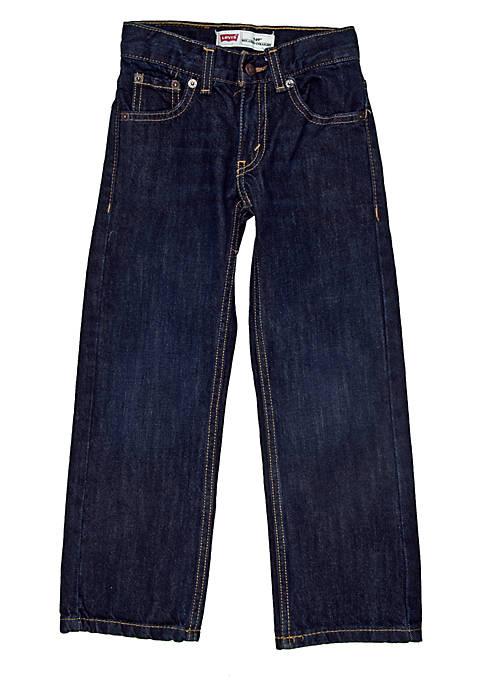 Levi's® Boys 4-7 505™ Regular Fit Jeans