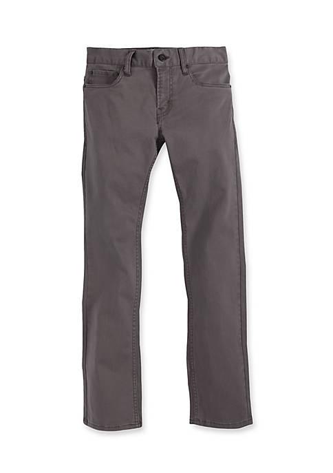 Levi's® 511 Slim Sueded Pants Boys 8-20