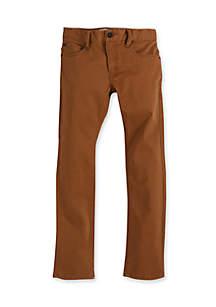 511 Slim Sueded Pants Boys 8-20