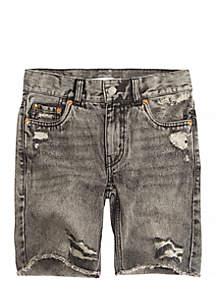 511 Destroyed Cutoff Shorts Boys 8-20