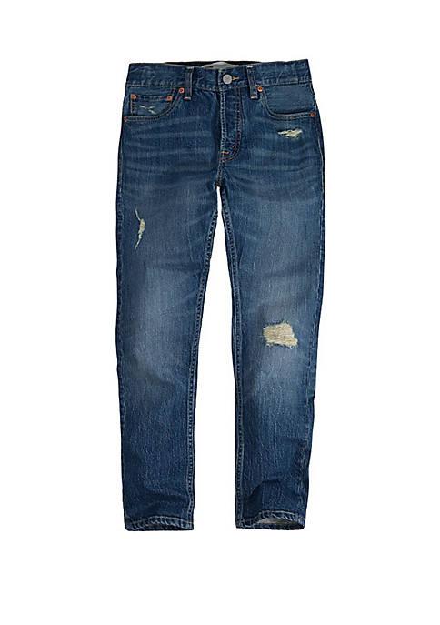 Boys 8-20 501 Button Fly Skinny Jeans
