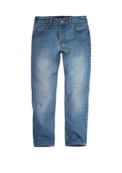 Levi's® Boys 8-20 501 Button Fly Skinny Jeans