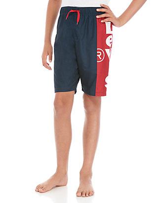 d908558be1 Levi's® Boys 8-20 U09 Dress Blues Volley Swim Trunks   belk