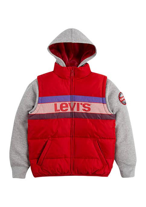 Levi's® Boys 8-20 2Fer Jacket