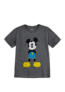 Levi's® Boys 8-20 Mickey in Jeans T-Shirt