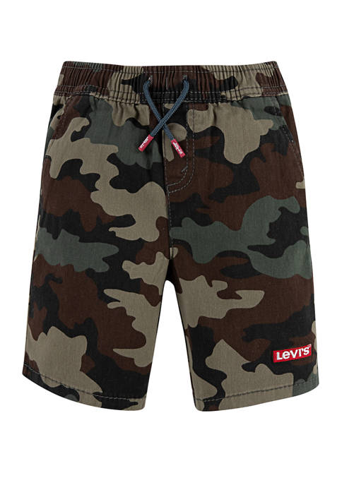 Levi's® Boys 8-20 Box Tab Pull On Shorts