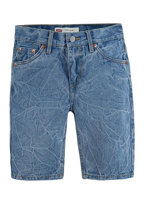 Boys 8-20 Unbasic 511 Shorts