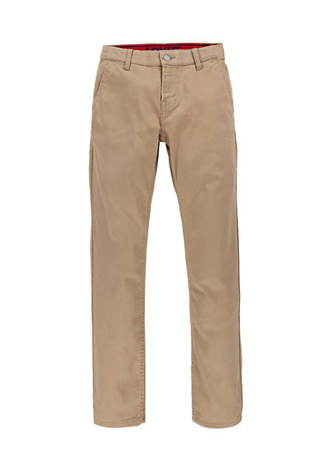 Boys 8-20 502 Regular Tapered Fit Chino Pants