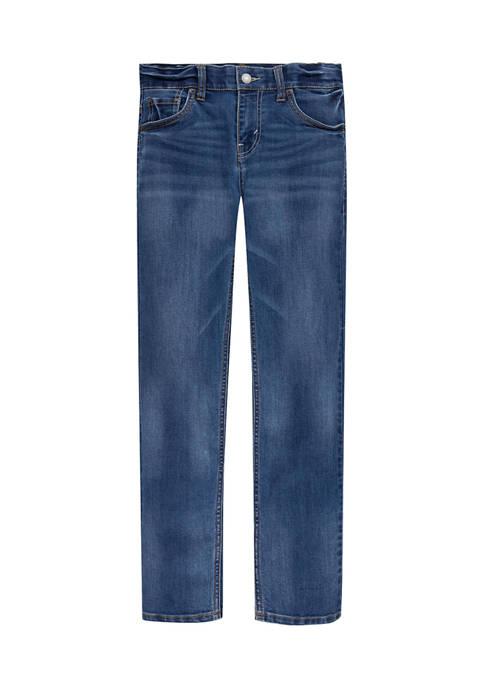 Boys 8-20 Straight Leg Denim Jeans