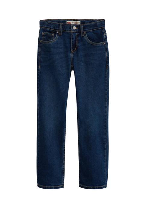 Levi's® Boys 8-20 Straight Leg Jeans