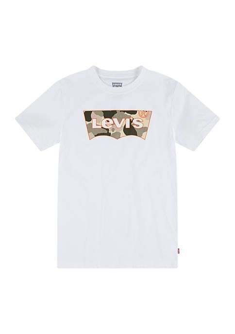 Levi's® Boys 8-20 Logo Graphic T-Shirt
