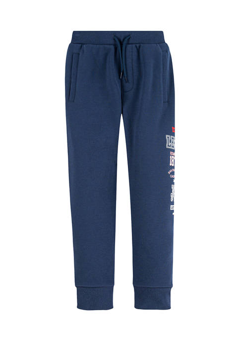 Levi's® Boys 8-20 Knit Pull On Joggers
