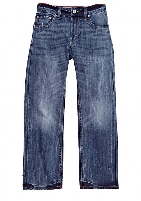 Levi's® Boys 8-20 505 Regular Blue Jeans