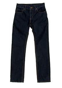 511 Slim Denim Blue Jeans Boys 8-20