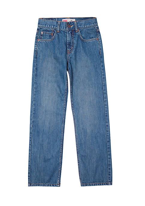 Boys 8-20 550 Relaxed Denim Jeans