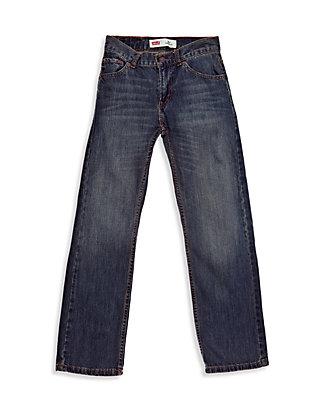 3e57ce6f Levi's® Boys 8-20 505 Slim Regular Blue Jeans | belk