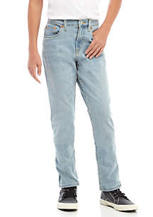 Boys 8-20 502 Husky Regular Taper Jeans