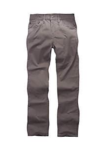 Levi's® Boys 8-20 511™ Slim Fit Soft Brushed Pants
