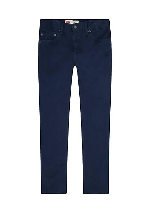 Boys 8-20 Husky 511™ Slim Fit Soft Brushed Pants
