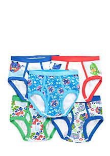 Boys 4-7 PJ Mask Underwear