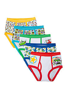 Boys 4-8 Toy Story Briefs