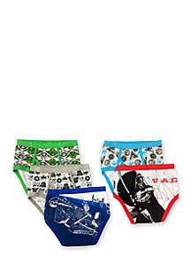 Boys 4-8 Star Wars™ Underwear Set