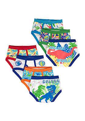 1353a0ca151 Jurassic World Toddler Boys 7 Pack Underwear Set ...