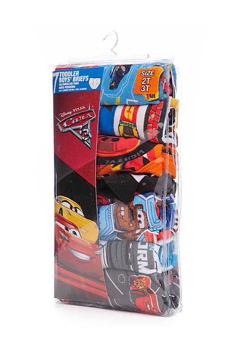 Disney Pixar Cars 3™ Toddler Boys 7-Pack Underwear