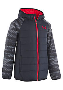 Boys 4-7 Print Tuckerman Puffer Jacket