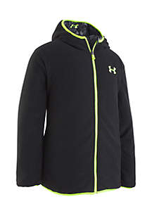 Under Armour® Boys 4-7 Print Reversible Pronto Jacket