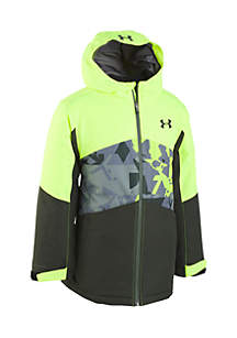 Under Armour® Boys 4-7 Zumatrek Hooded Jacket